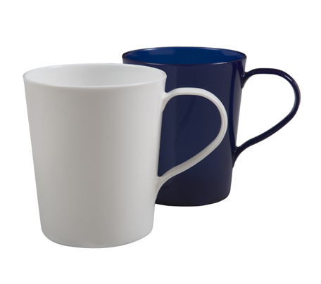bsw0092 mugs coffee tea blue swallow