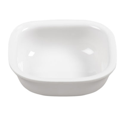 1 BSW0064 - Dessert; Porridge Bowl Acrylic - 11.5x11.5mm