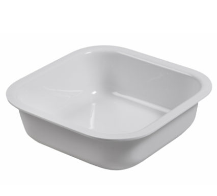 BSW0011.S - Deli Bowl Shallow 255x255x60mm