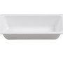 BSW0012 - Third Insert  Display Bowl Small White 325x176x60mm - ABS