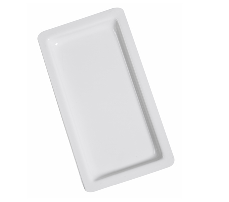 BSW0012.T - Third Insert Display Tray White (325x176x15mm)