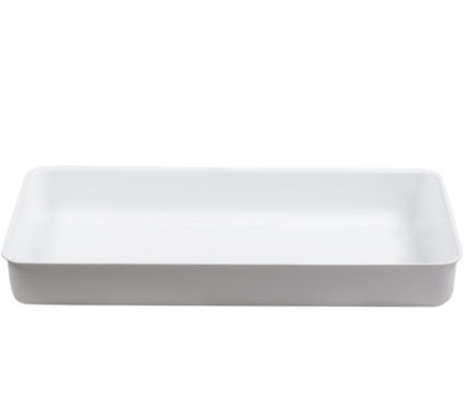 BSW0044 - Trolley Tray White (715x330x90mm)
