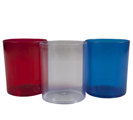 BSW0053 - Tumbler Plastic Coloured