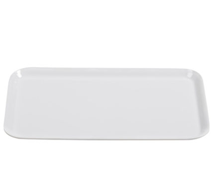 BSW0059 -  Bakery Display Tray White (390x255x15m