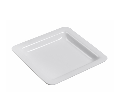 BSW0060 - Side Plate Square White (140x140mm)