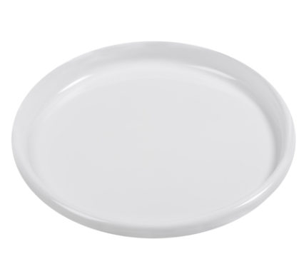 BSW0107 - Round Tray White (520x20mm)
