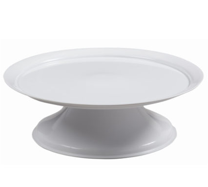 BSW0124 - Cake Stand White (Tray - 350mm)