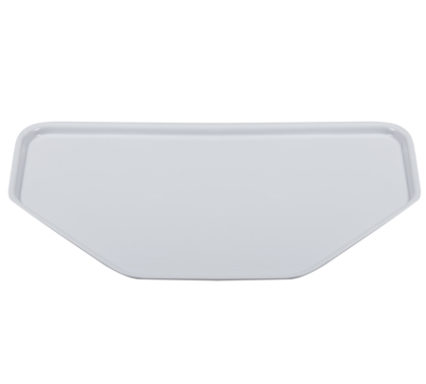 BSW0129 - Trapezium Tray White (520x345mm)