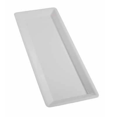 BSW0133 - Baguette Tray White (560x220x15mm)