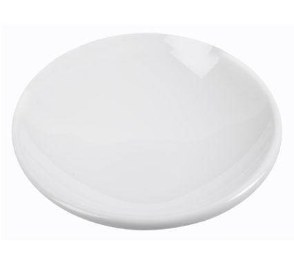 BSW0160 - Guzzini Bowl White Medium (420x80mm)