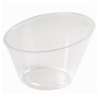 BSW0166.CLR - Large Slanted Bowl (Clear - 3mm PETG))