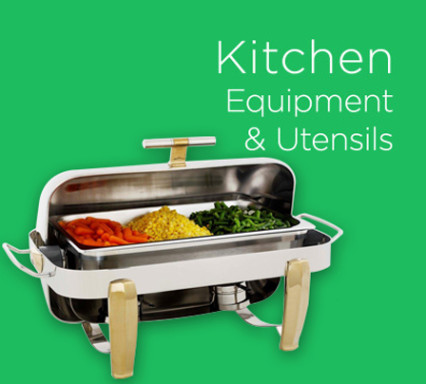 Kitchen Equipment & Utensils