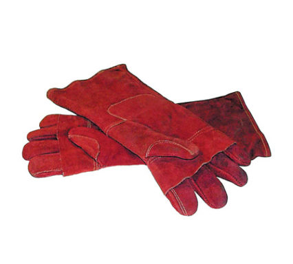 OML0400 Oven Gloves Red