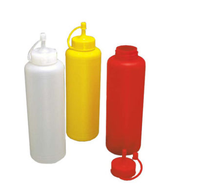 PDR1250 - Plasitc Dispensers - Red