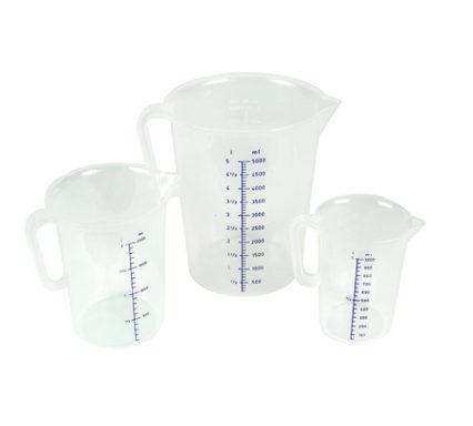 MJP0001 - Measuring Jug Plastic