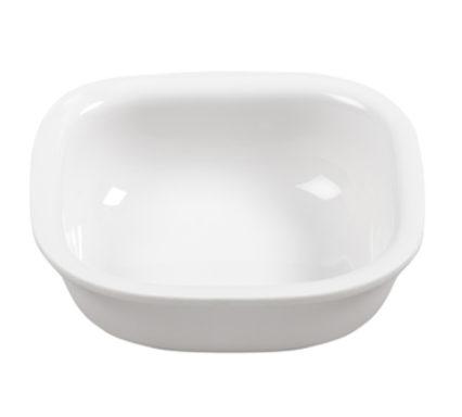 1 BSW0064 - Dessert; Porridge Bowl Acrylic - 11.5x11.5mm