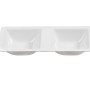 BSW0002 - Dip Bowl with 2 divisions 320x140x40mm