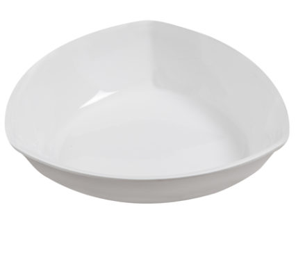 BSW0007.S -Cuisine Bowl White Shallow 290x280x60mm