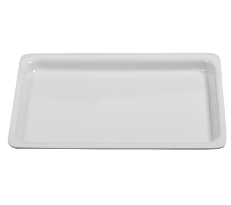 BSW0013.T - Display Tray  Half Insert White 320x260x20mm