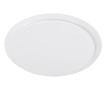BSW0108 - Round Tray White (350x15mm)