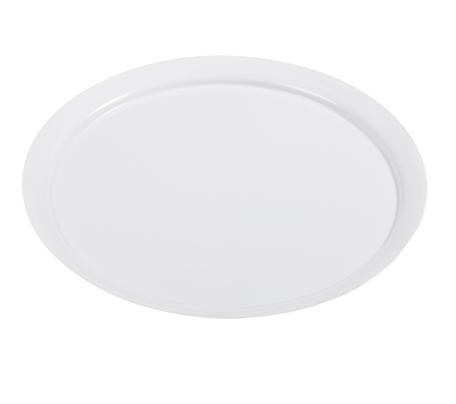 BSW0108 - Round Tray White (350x15mm)