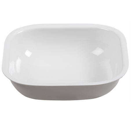 BSW0156 - Deli Bowl White (310x310x80mm)
