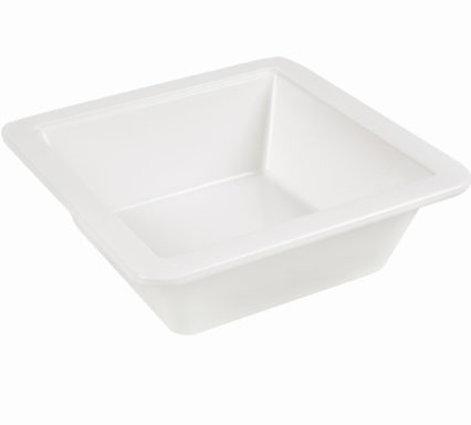 BSW0003.PC Square Fruit Bowl